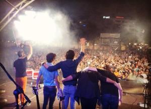 Imatge d'un concert de Coriolà
